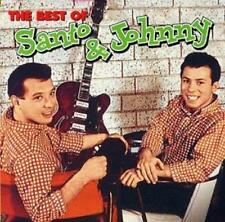 "Santo & Johnny - The Best Of Santo & Johnny CD SEALED NEW ""Sleep Walk"""