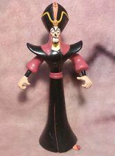 """Large Vintage Disney Aladdin JAFAR Action Figure 8"""" Tall - Mattel?"""