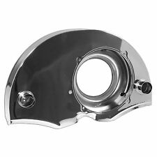 VW Air-Cooled Type 1, Doghouse Style Fan Shroud, Chrome, With Air-Ducts
