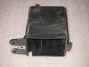 Batteriefach batteriekasten battery case Aprilia Scarabeo 50