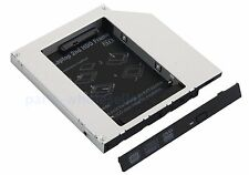 12.7mm PATA IDE to SATA 2nd Hard Drive HDD SSD Caddy for Apple iMac Early 2008