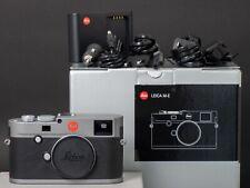 Leica M-E Typ 240 10981 anthrazit lackiert vom 20.04.2020 FOTO-GÖRLITZ Ankauf