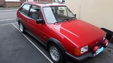 Ford Fiesta XR2 1986 , 1 Previous owner