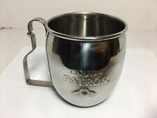 Patron Tequila Stainless Mug Cup 18 Oz Barware
