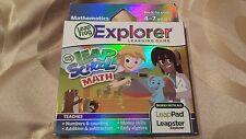 NEW GAME leapfrog explorer - leapschool math
