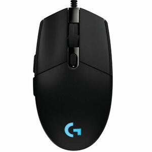 Logitech G102 Prodigy 6,000dpi Custom Color LED Wired Gaming Optical Mouse Bulk