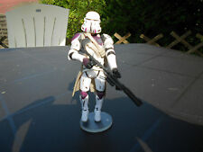 star wars  figurine clone trooper airborne mace windus