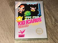 Kid Icarus Nintendo Nes *Box Only* No Game Good Condition Authentic