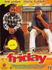 FRIDAY Movie Poster 24 x 36 Looks AWESOME!!! ICE CUBE CHRIS TUCKER