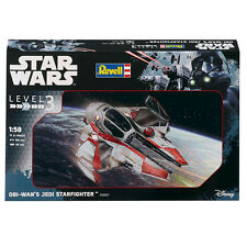 Revell Star Wars Obi-Wans Jedi Starfighter (Level 3) (Scale 1:58) 03607 NEW