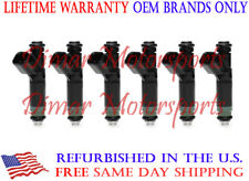 2003-2005 FORD 3.0 V6 4F2E-A4B Flow Matched Fuel Injectors Set Shipped Today