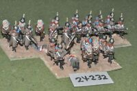 28mm 19th century / russian - crimean regiment 24 figures - inf (24232)