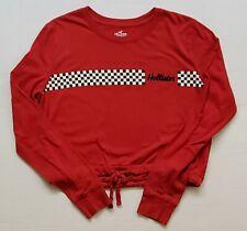Hollister Women's Long Sleeve T-Shirt Size M