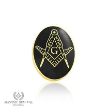 Master Mason Masonic Lapel Pin [The Ichono III™ by Masonic Revival]