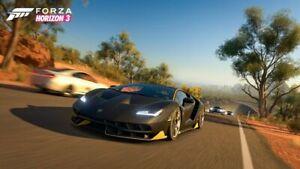 Forza Horizon 3 | PC/Xbox One Key | Xbox Live Key | Digital | Worldwide |