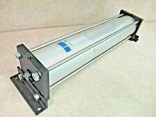 """Fabco Air   4""""  bore  X  6""""  stroke    multi power air cylinder   MP4X6X3X1FT-E"""