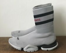 VETEMENTS + Reebok Calcetín Pump Stretch-Knit Sneakers Size UK 9 Raro HK Exclusivo