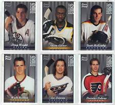 DAINIUS ZUBRUS PHILADELPHIA FLYERS 1997-98 DONRUSS STUDIO PRESS PROOF SILVER #26
