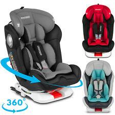 Kinderautositz Autositz 0+/I/II/III 360 drehbar Einlage Spinway PRO Ricokids