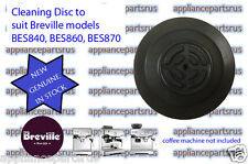 Breville BES840 BES860 BES870 Coffee Machine Cleaning Disc - Part BES860/11.2