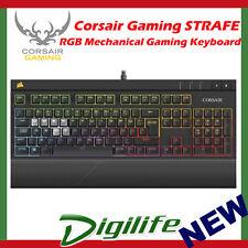 Corsair Gaming Strafe RGB Mechanical Keyboard Cherry MX Silent CH-9000121-NA