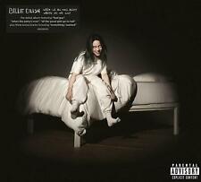 BILLIE EILISH WHEN WE ALL FALL ASLEEP, WHERE DO WE GO? DELUXE CD (13/12/2019)