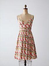 Max Studio floral sundress spaghetti strap mini dress size XS