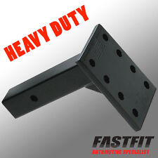 FastFit 250mm Heavy Duty Pintle Hook Mounting Plate