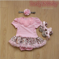 "22"" Reborn Doll Clothes Dress Newborn Baby + Headdress+ Shoes For Bebe Doll 2019"