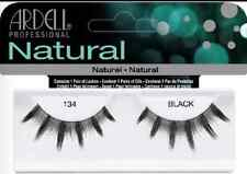 Ardell Fashion Lashes #134 Eyelashes Black 4 pack