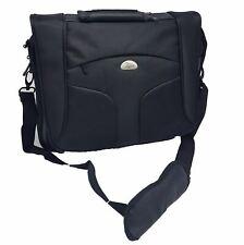 """Elegant 16"""" Laptop Notebook Carry Case Messenger Courier Dispatch Shoulder Bag"""