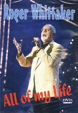 ROGER WHITTAKER All of my Life DVD Neu OVP