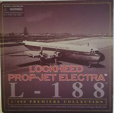 Dragon Wings Lockheed Prop-Jet Electra L-188 1:400