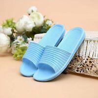 Women Shower House Slipper Shoes Plastic Antiskid Sandals Slippers Home