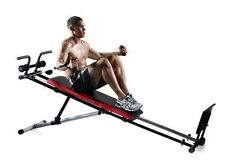Body Weight Exercise Equipment Trainer Strength Total Gym Home Fitness Machines