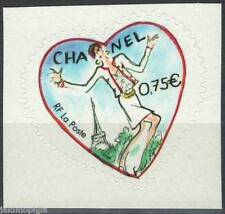 STAMP / TIMBRE FRANCE NEUF N° 3633B ** SAINT VALENTIN / COEUR / ISSUS DE CARNET