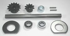"Go Kart/Minibike Jackshaft Kit With Precision Sealed Bearings 3/4"" X 10"" 40/41"