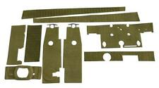 Taigen zimmerit sheets for 1/16 scale Tiger 1 tank 1:16