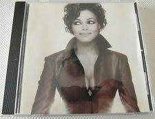 Janet Jackson - Design Of A Decade - 1986-1996 ( CD Album 1996 ) Used Very Good