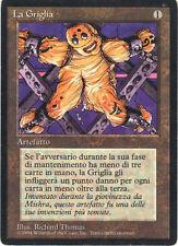 The Rack MTG Magic the Gathering Italian Revised Black Bordered