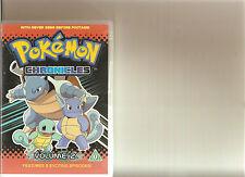 POKEMON CHRONICLES VOLUME 2 DVD 5 EPISODES