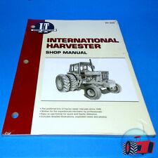 IH202 Workshop Manual International IH 684 784 Tractor 686 1466 1486 1566 1586