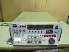 OEM Sony BVU-950 U-Matic Professional Video Cassette Recorder Player Editor
