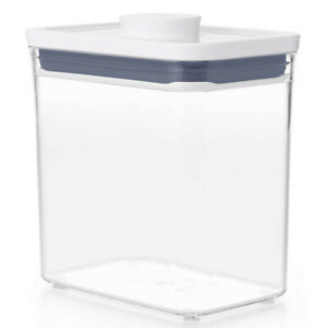 OXO Good Grips Kitchen Storage Container Plastic 1.6 Litre Air Tight