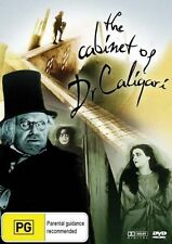 The Cabinet of Dr Caligari - & Region 4 DVD Local Post