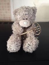 Me To You 5 Inch 18th Birthday Key Beanie Bear