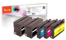 Peach 5er Pack pi300-709 pour HP 932 933 2x cn057ae je1x cn058ae cn059ae cn060ae