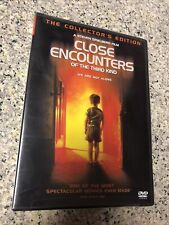Close Encounters of the Third Kind Dvd 2002 Single Disc Version Steven Spielberg