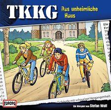 Schöne CD – TKKG 143 – Das unheimliche Haus