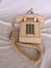 Vintage Northern Telecom Push Button Desk Phone QSQM 2500AX Working Tested W-09